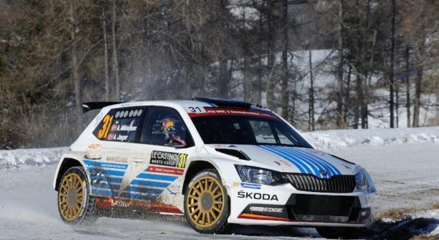 Rally Spagna, Mondiale 2017 – Prima giornata: Andreas Mikkelsen di un soffio su Ogier. Più attardato Neuville