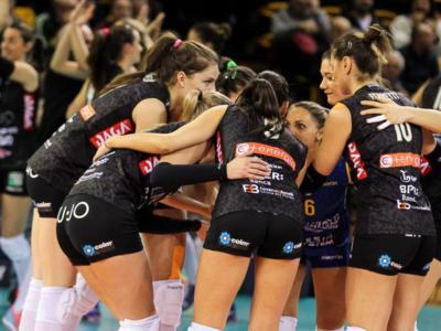 Volley femminile, Champions League – Impresa di Modena: si vola ai quarti di finale contro le corazzate d'Europa! Senza paura, il Police si arrende