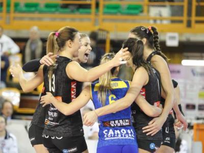 Volley femminile, Serie A1 – Conegliano tenta la fuga! Le Campionesse d'Italia stendono Casalmaggiore: +4 sulla Pomì, +5 su Novara