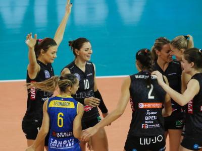 Volley femminile, Champions League – Modena sbanca Baku! Poker di vittorie, quarti di finale vicini: Brakocevic show