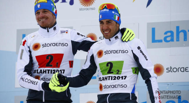 Sci di fondo, Olimpiadi PyeongChang 2018: Dietmar Noeckler affiancherà Federico Pellegrino nella team sprint