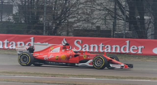 """F1, Test Barcellona 2017 – Kimi Raikkonen: """"Possiamo essere soddisfatti. La macchina è veloce!"""""""