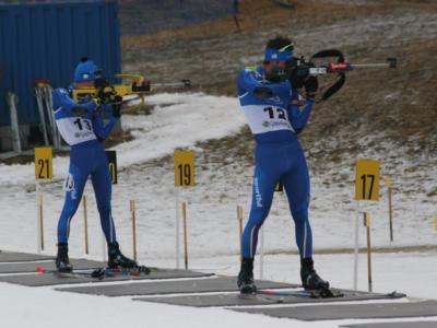 Biathlon, Coppa Italia: successo per Nicola Romanin e Carmen Runggaldier nella sprint della Val di Fiemme
