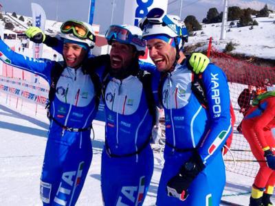Sci alpinismo, Coppa del Mondo 2017: dominio azzurro sulle montagne turche di Ergan