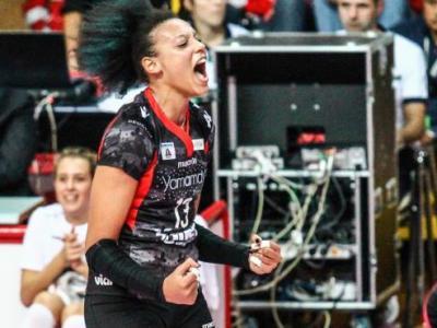 Volley femminile, Serie A1 2017-2018 – Sesta giornata, le migliori italiane: Diouf torna a ruggire, Nicoletti-Danesi in testa, Sorokaite e Tirozzi demolitrici