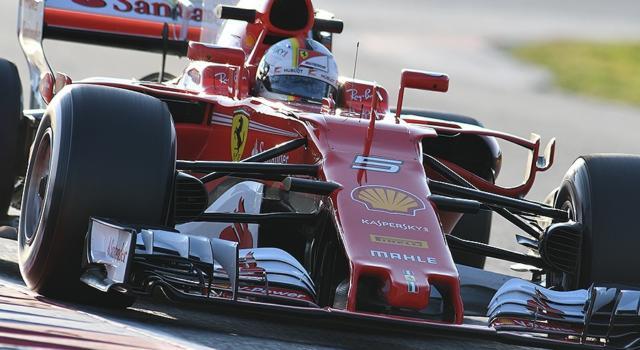 LIVE – F1, Test Barcellona 2017 in DIRETTA (9 marzo): Vettel chiude con il primato della pista e dei giri. Hamilton 2°, Ricciardo 6° e Bottas 8°, girando con benzina