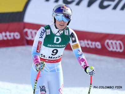 Sci alpino, Discesa Cortina 2018: Lindsey Vonn si riprende lo scettro! Johanna Schnarf nona, cade Sofia Goggia