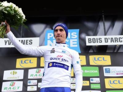 Parigi-Nizza 2017: Julian Alaphilippe mostruoso a cronometro, tappa e maglia per il francese. Battuto Contador