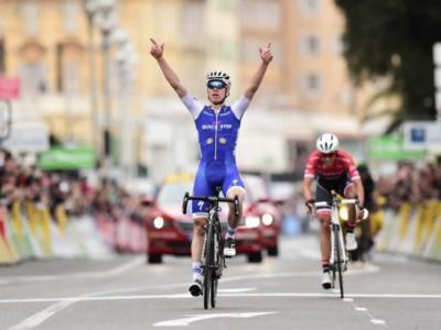 Vuelta Paesi Baschi 2017: David De la Cruz anticipa il gruppo e trionfa nella terza tappa