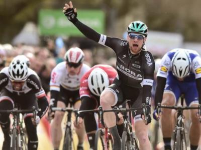 Giro di Turchia 2017: prima tappa a Sam Bennett allo sprint. Battuto Marco Benfatto