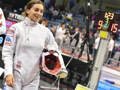 Scherma, Coppa del Mondo 2017 – Rossella Fiamingo centra la vittoria a Budapest! Ottimo terzo posto per Andrea Santarelli