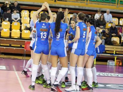 Volley femminile, Serie A1 – Conegliano festeggia il primato! Retrocesso il Club Italia: Egonu e Orro non bastano. Ok Novara al tie-break