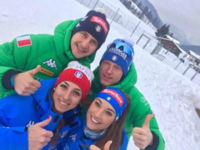 Biathlon, Olimpiadi Invernali PyeongChang 2018: l'Italia sfida Norvegia, Germania e Francia nella staffetta mista
