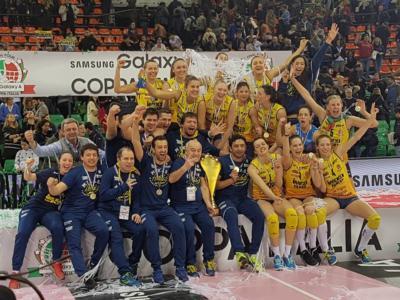 Volley femminile, Conegliano vince la Coppa Italia! Primo trionfo per le Pantere, Modena sconfitta 3-0