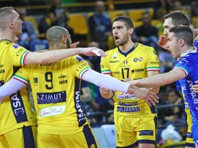 Volley, Champions League – Modena ai quarti di finale! Missione compiuta: derby con Civitanova. Ngapeth stellare, un'italiana in Finale