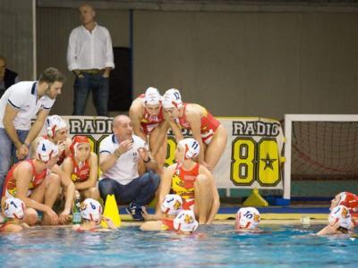 Pallanuoto femminile, Serie A1 2017-2018: risultati e classifica dopo la settima giornata. Padova cade a Rapallo, è fuga Catania!