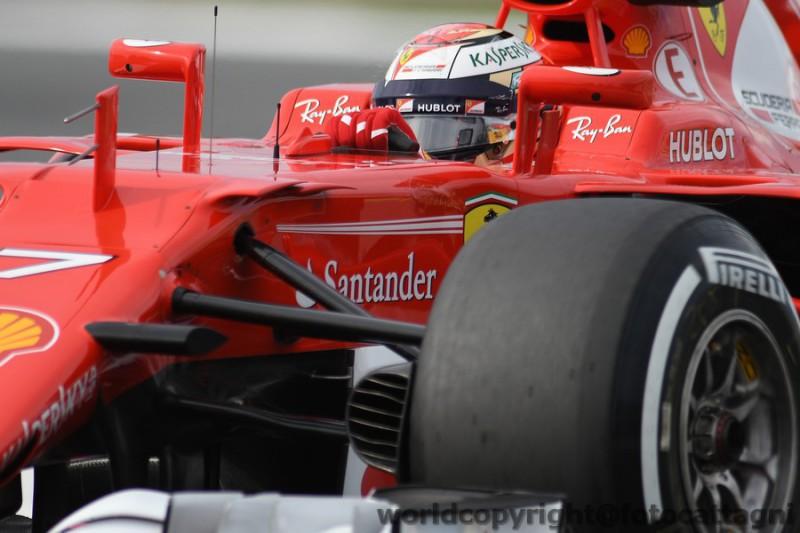 F1 | Raikkonen incolpa Bottas: