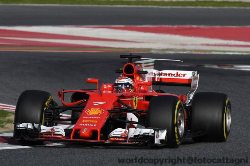 Gp di Monaco: prima fila Ferrari Raikkonen in pole, Vettel secondo