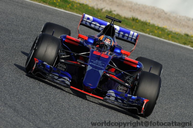 F1 | Toro Rosso, Kvyat: