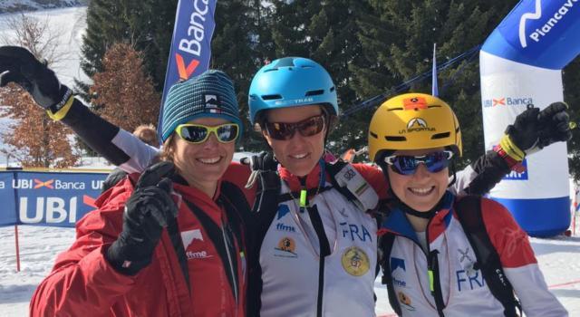 Sci alpinismo, Mondiali 2017: l'Italia chiude con tre medaglie nelle staffette, Svizzera e Francia d'oro