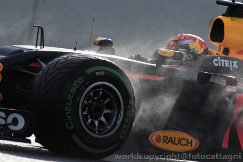 F1: Azerbaigian, Red Bull davanti
