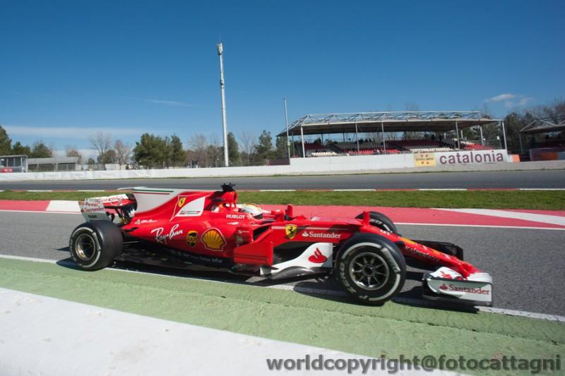 GP Monaco F1 2017, Vettel: