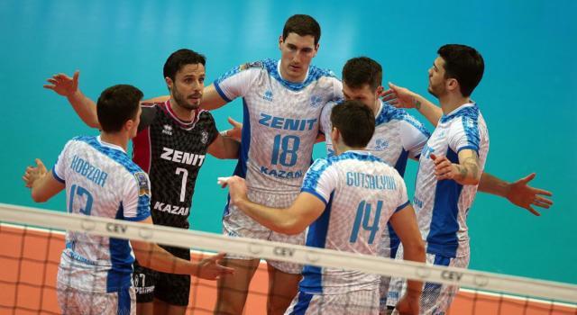 LIVE – Volley, Champions League: la semifinale Zenit Kazan-Berlin Recycling in DIRETTA STREAMING. A Roma la corazzata russa sfida i tedeschi di Serniotti