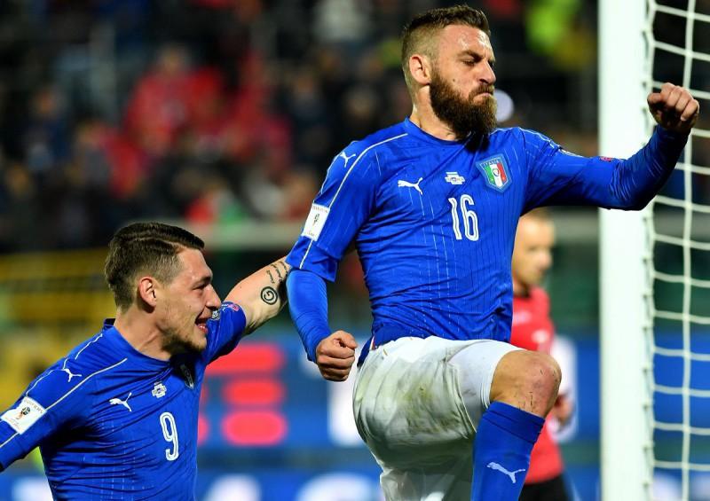 Amichevoli, Italia-San Marino 8-0: tripletta di Lapadula