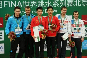 """Tuffi, Mondiali Budapest 2017: la Cina """"vede"""" l'oro nel sincro 10 metri maschile, Klein c'è per il podio all'ultima gara"""