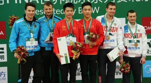 Tuffi, Mondiali 2019: Chen Aisen e Cao Yuan da record, oro nei dieci metri sincro. Argento Russia, bronzo Gran Bretagna