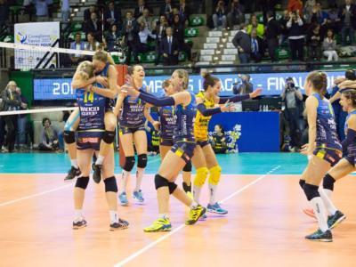 Volley femminile, Champions League – IMMENSA Conegliano! Impresa sulla Dinamo, Pantere in Finale! Domani il Vakif di Guidetti per la Coppa