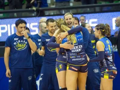 Volley femminile, Champions League – Oggi il sogno di Conegliano: la Finale contro il VakifBank di Guidetti, serve l'impresa per alzare la Coppa