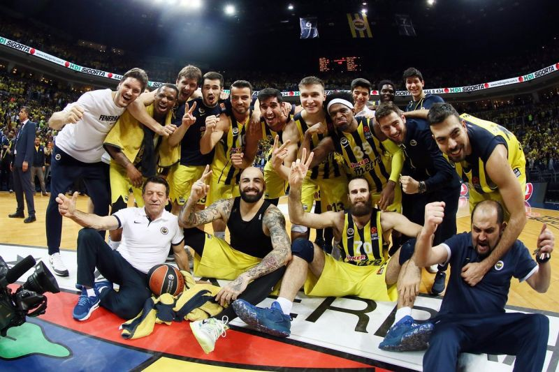 Basket Eurolega, Datome sfida il Real alle Final Four