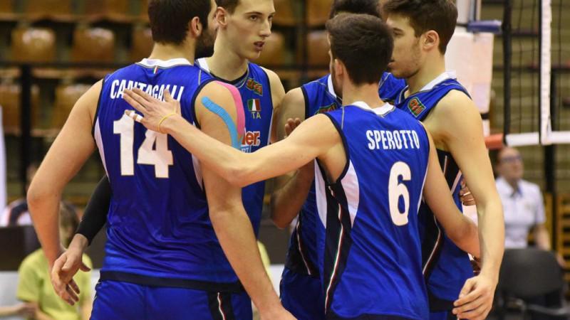Volley, Europei U19 – Show dell'Italia: si vola in semifinale! Ungheria piegata 3-0, Gardini e compagni per le medaglie e pass per i Mondiali