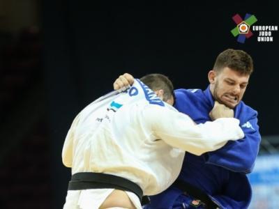 Judo, Grand Prix Zagabria 2019: ultima giornata disastrosa per l'Italia nelle categorie pesanti, D'Arco e Ferrari gli unici a superare un turno