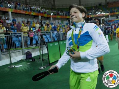 Judo, Grand Prix Tunisi 2018: Tina Trstenjak apre l'anno con una medaglia d'oro
