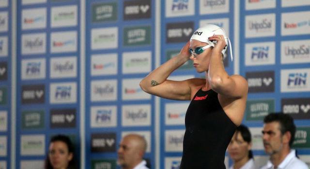 Nuoto, Trofeo Nico Sapio 2017: Federica Pellegrini guida la numerosa truppa italiana presente a Genova