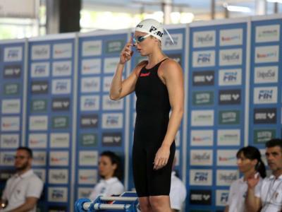 """Nuoto, Federica Pellegrini: """"Ho deciso che parteciperò alle Olimpiadi di Tokyo 2020. Voglio continuare a nuotare nel miglior modo possibile"""""""