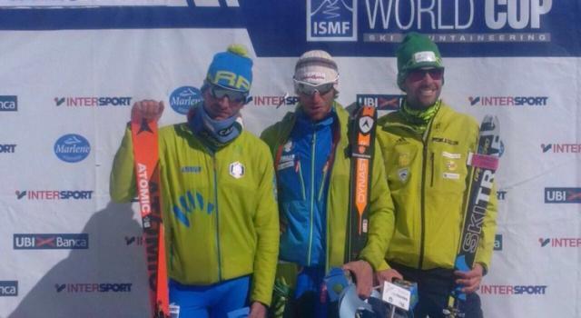 Sci alpinismo, Coppa del Mondo: vittoria e trofeo di specialità per Matteo Eydallin