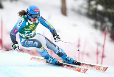 Sci alpino: la statunitense Leanne Smith lascia le competizioni