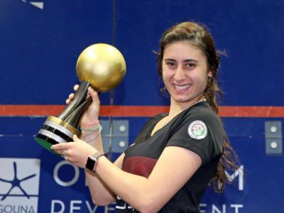 Squash: Nour El Sherbini conserva il titolo mondiale, Grégory Gaultier vince l'Open maschile