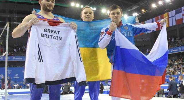 Ginnastica, Europei 2017 – Oleg Verniaiev trionfa nell'all-around. Bis dell'ucraino, che fatica contro Dalaloyan