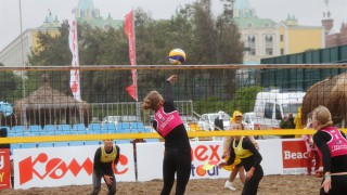 Beach volley, Cev European Tour 2017. Novità per i tornei in Ungheria e Turchia