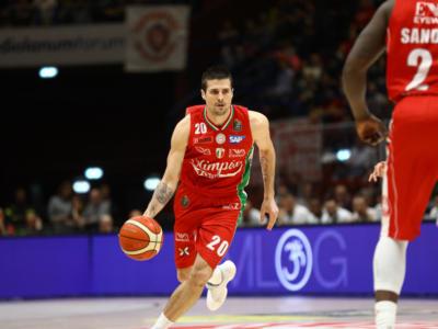 Basket, Semifinali Play-off Serie A 2017: Trento sorprende Milano in gara 1 e sbanca il Forum