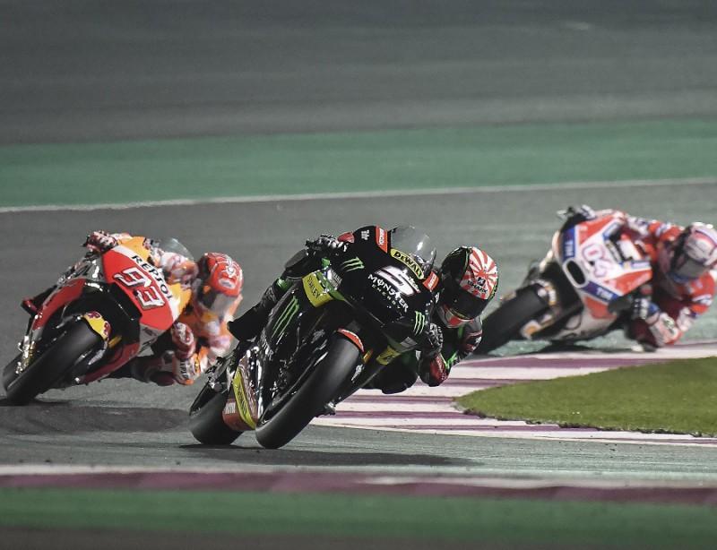 MotoGP: Johann Zarco rinnova con il Team Yamaha Tech3