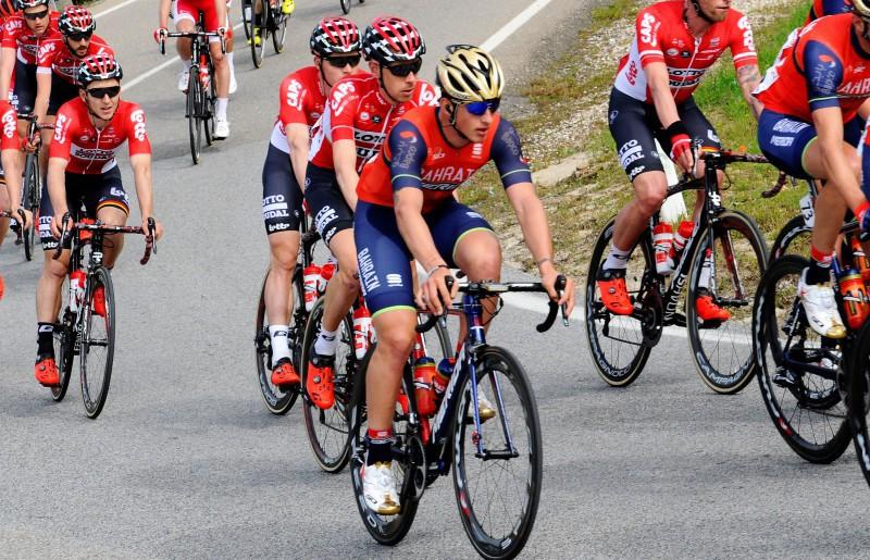 La carovana Rosa nell'isola: Giro d'Italia in Sicilia, 4/a tappa Cefalù-Etna