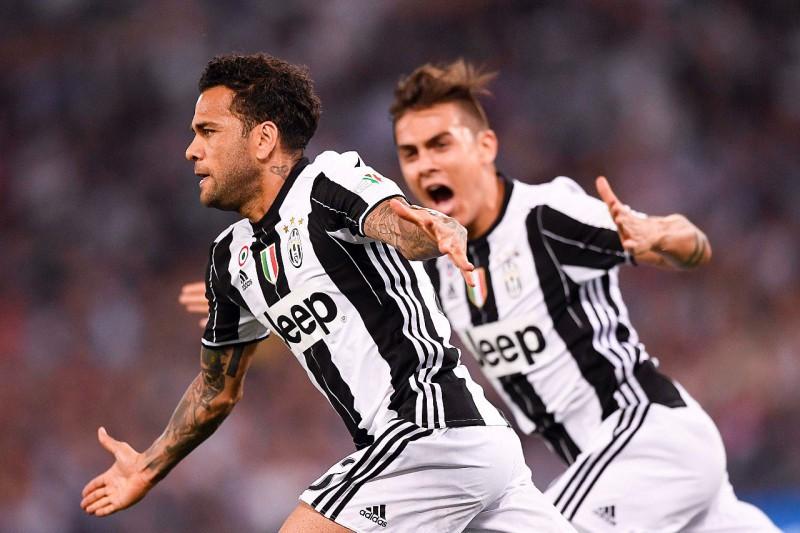 La Juventus batte la Lazio 2-0 e conquista la Coppa Italia