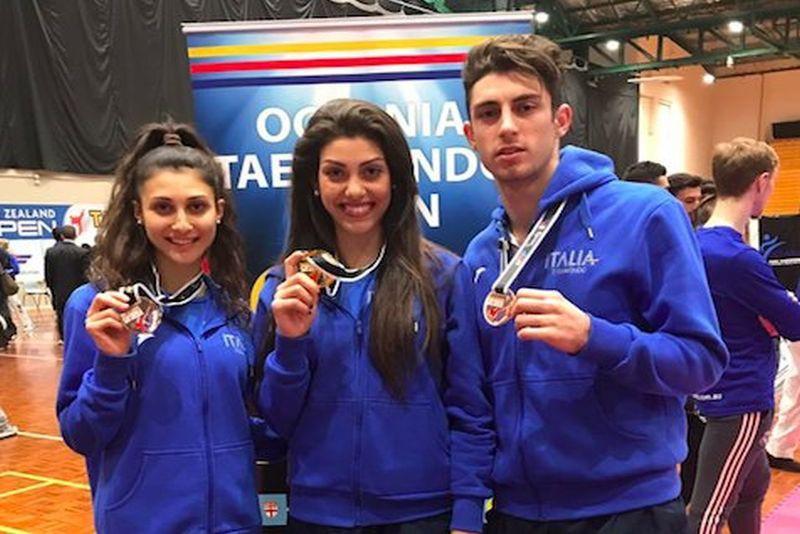 Taekwondo: Mondiali, bronzo Dell'Aquila