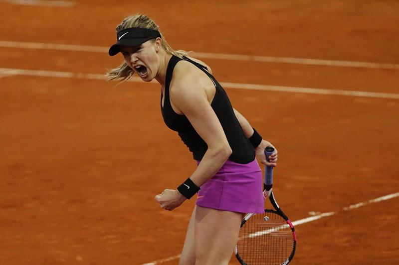 Sharapova mette 'like' a un tweet contro Bouchard — Putiferio su Twitter