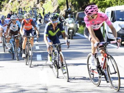 LIVE – Giro d'Italia 2017 in DIRETTA: trionfa Landa, Quintana si prende la maglia rosa! Classifica apertissima!
